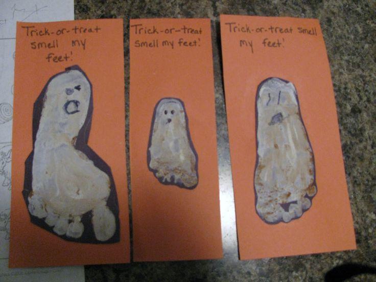 Fall Halloween Bulletin Board