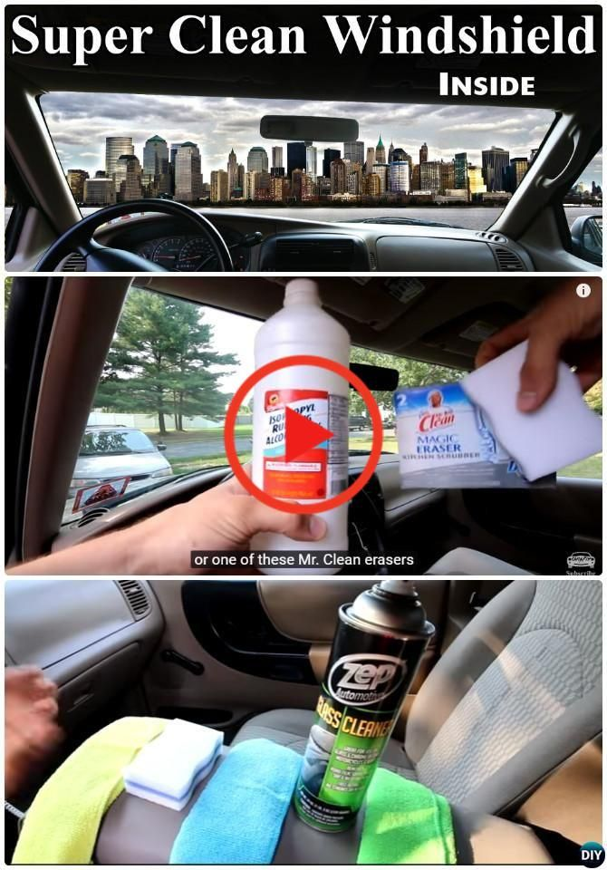20 Car Deep Cleaning Tips Tricks To Make Your Car Sparkle Car Cleaning Hacks Clean Windshield Deep Cleaning Tips