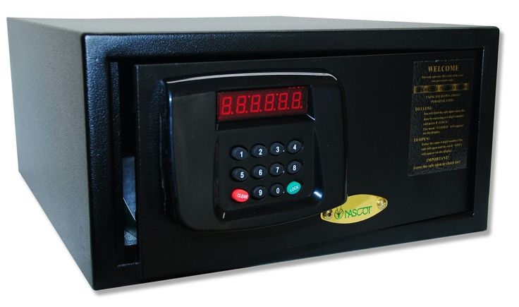 """MTX 38  'For some of us who have 17"""" laptop safes we have got a safe especially made for you, it comes in ivory or black together with 2 raw bolts for DIY easy installation into your cupboard, if you are in the Johannesburg area we can quote you on our technician doing the installation for you.'"""