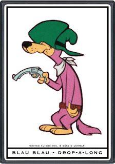 Hanna Barbera World: ENG - Ricochet Rabbit and Drop-a-Long