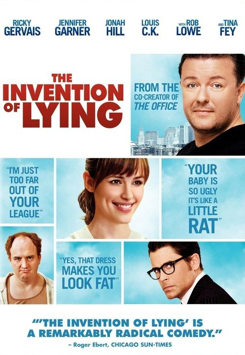 The Invention of Lying 2009 full Movie HD Free Download DVDrip