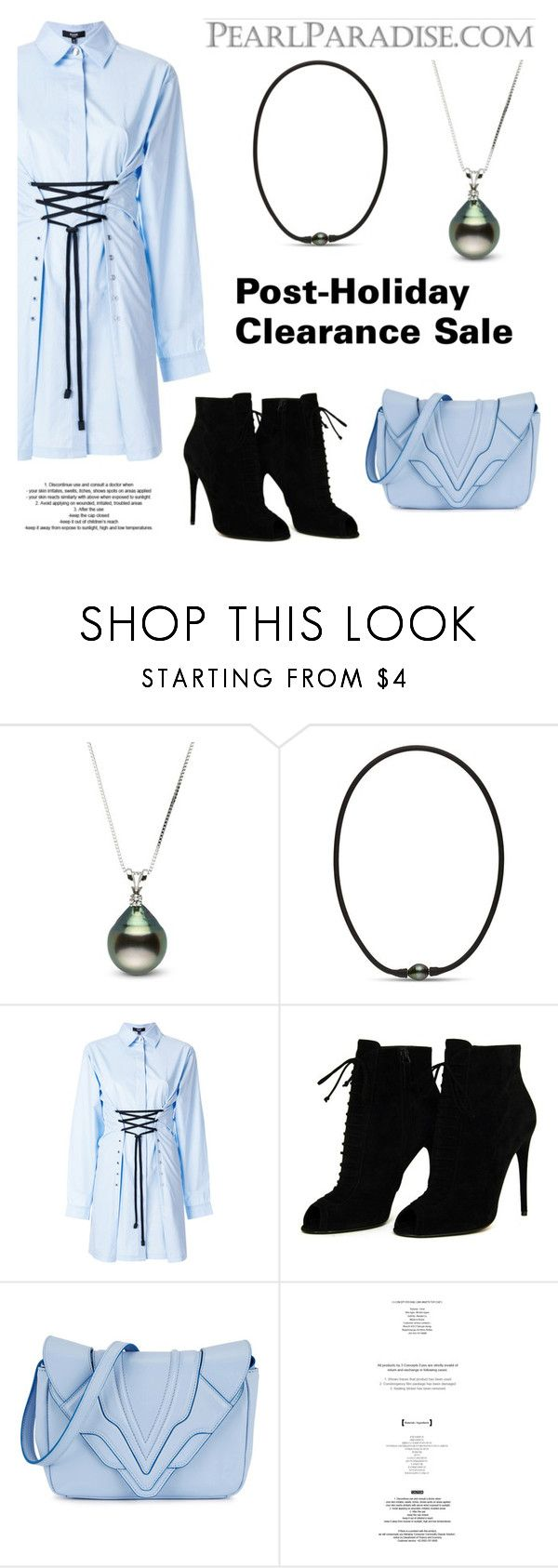 """""""Post-Holiday Clearance Sale"""" by pearlparadise ❤ liked on Polyvore featuring Versus, Tom Ford, Elena Ghisellini and StyleNanda"""