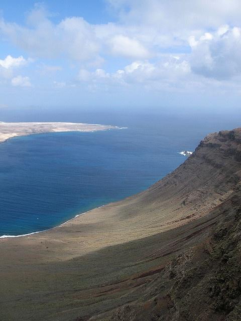Mirador del Río Lanzarote,se vela Isla Graciosa - wonderful memories of being here with my Chris... beautiful x
