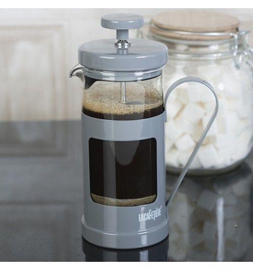 Pour les amoureux du bon café comme à l'ancien temps craquez pour cette jolie cafetière à piston.