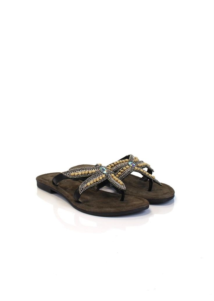 Lazamani 33544 - Slippers & Sandalen - Dames - Donelli