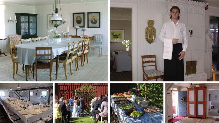FESTER PÅ TORNA GÅRD  Torna gård med restaurang arrangerar middagar, bröllop, konferenser och olika sammankomster. Under sommaren tar vi emot upp till 85 personer sittande i vår ladugårdsbyggnad som är omgjord till festlokal. I mangårdsbyggnaden och stora salen, tar vi emot upp till 35 personer sittande, även under vinterhalvåret . Då varje fest är …