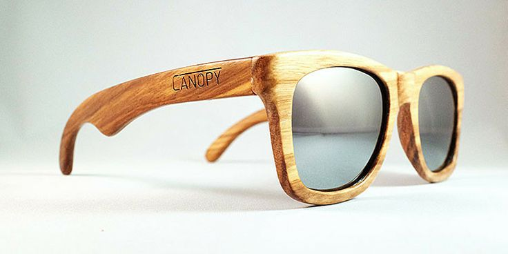 The Finest Wooden Sunglasses in the land. #Sunglasses #Woodensunglasses #CanopySunglasses. www.canopysunglasses.com