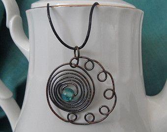 Handmade jewellery by BeaArtistic  https://www.etsy.com/your/shops/BeaArtistic/tools/listings/199215954