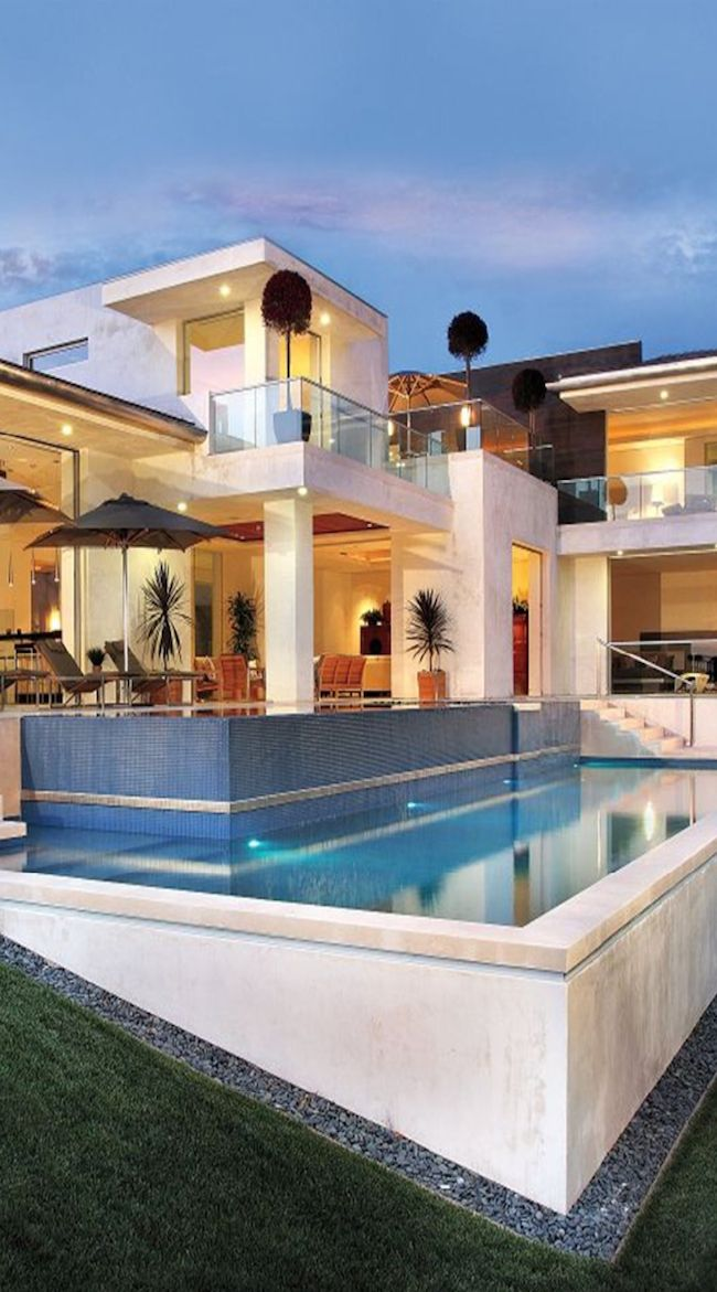 Modern Mansion Exterior 277 best modern house architecture images on pinterest