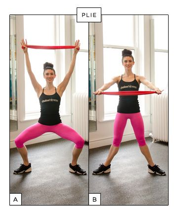 The Only 3 Moves You Need to Get a Dancer's Body Strong, sculpted limbs in minutes a day? Yes, please. Here, the ballet-inspired workout for a long, lean body