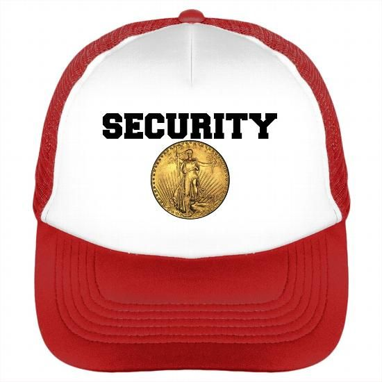 Security Official Hat