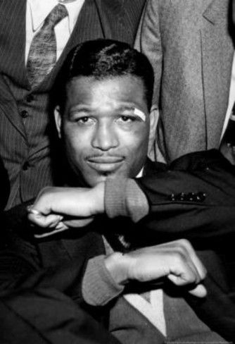 Sugar Ray Robinson 1957 Archival Photo Sports Poster Prints from AllPosters.com - $9.99