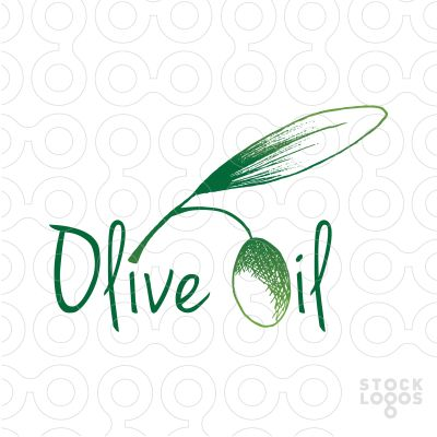 Logo: Olive Oil