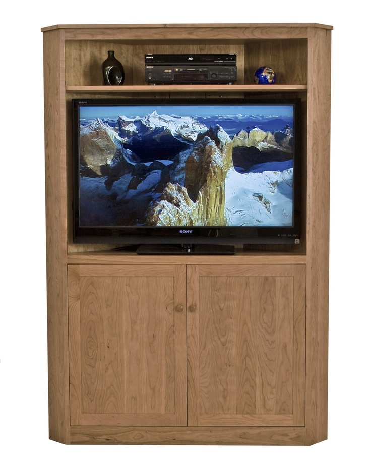 Flat Screen Corner Entertainment Center Products I Love