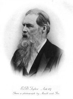 Edward Burnett Tylor –