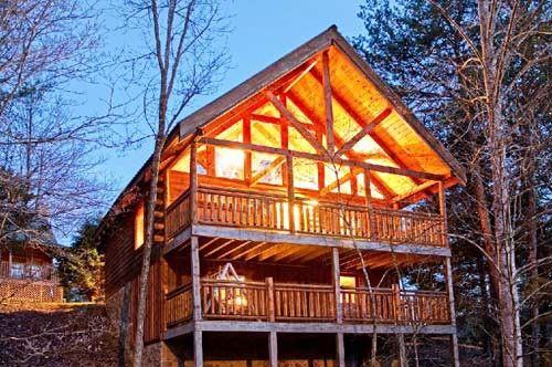 GODS GRACE 1 bedroom Cabin in Gatlinburg, TN