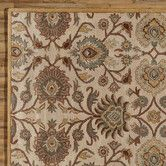 Found it at Wayfair - Phoebe Parchment & Teal Rug