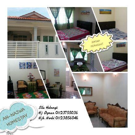 Homestay An Najwa Bandar Melaka Di Teluk Mas Berdekatan Dan Hilir