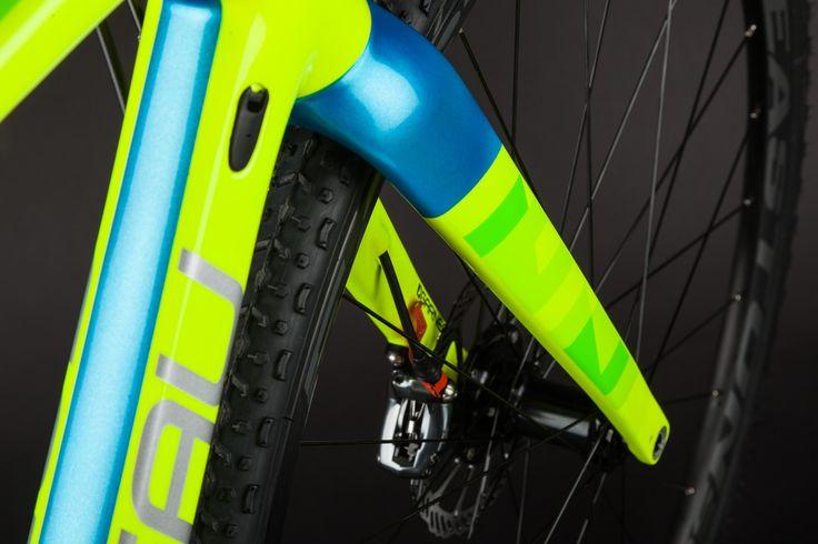 Cyclocross bike Steeple Garneau-Easton from DreamFactory - multiple cabling option