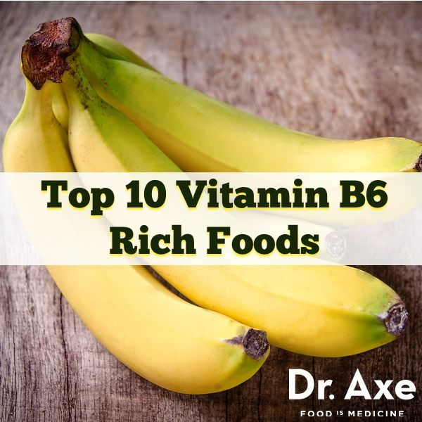 Vitamin B6 supports a healthy immune system, heart health, and plays a part in memory and mental performance. Try these Top 10 Vitamin B6 Foods today!