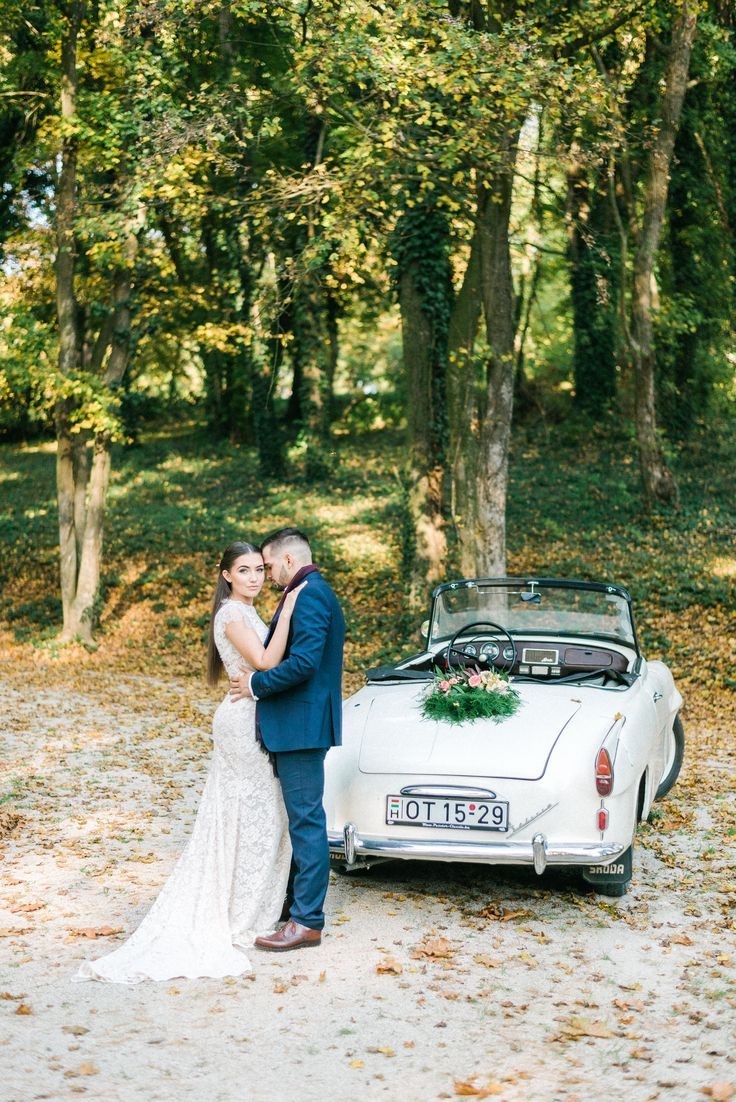 Foto and concept: 	@beloved_weddings Organizer: 		@loveweddingco Decor: 			@pankakertje Venue and car: 	@villabogart_vendégház Cake: 			@edes.panna Wedding Dress: 	@daalarnacouture Groom dress:	     @digel_store_budapest Invitation: 	     @tobozmuvek Table: 		     @kisdio_ Hairdresser:      	     @donatczinege Makeup:                           @victoria_beaute_ Jewelry:	  	     @sophiemolnardesign