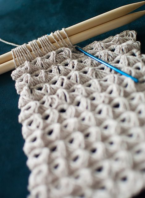 Broomstick Knitting Pattern : broomstick lace sweater patterns How to do broomstick lace (crochet)?   Yah...