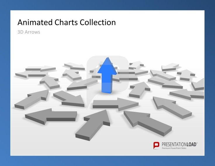15 best animation powerpoint templates images on pinterest animated powerpoint templates the animated charts collection for powerpoint contains a variety of 3d arrows in toneelgroepblik Image collections