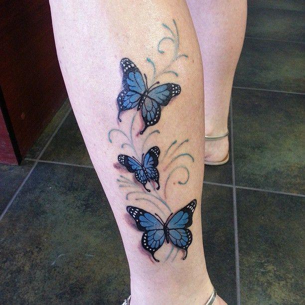 : [url=http://www.tattooshunt.com/beautiful-butterfly-tattoo-on-leg ...