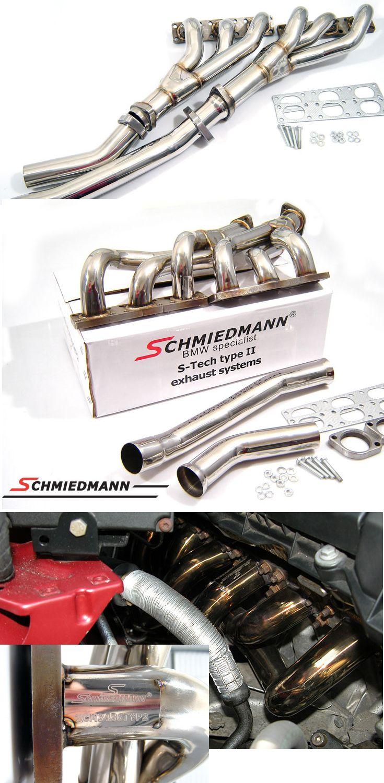 Schmiedmann Facherkrummer Bmw E36 E39 E34 S Tech Typ Ii M50 M52 Tuv Gutachten Bmw Tuning Teile E34