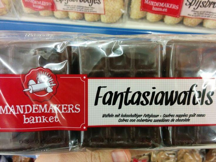 Fantasiawafels lactose vrij action
