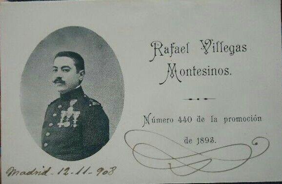 Rafael Villegas Montesinos (Córdoba, 1875  asesinado en la cárcel Modelo  Madrid, 1936)