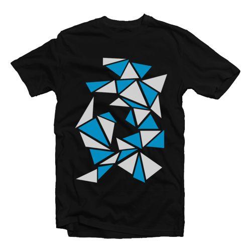 segitiga abstract Oleh ARsign
