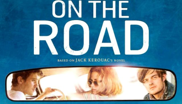 """""""On the Road"""" by J. Kerouac-the movie!"""