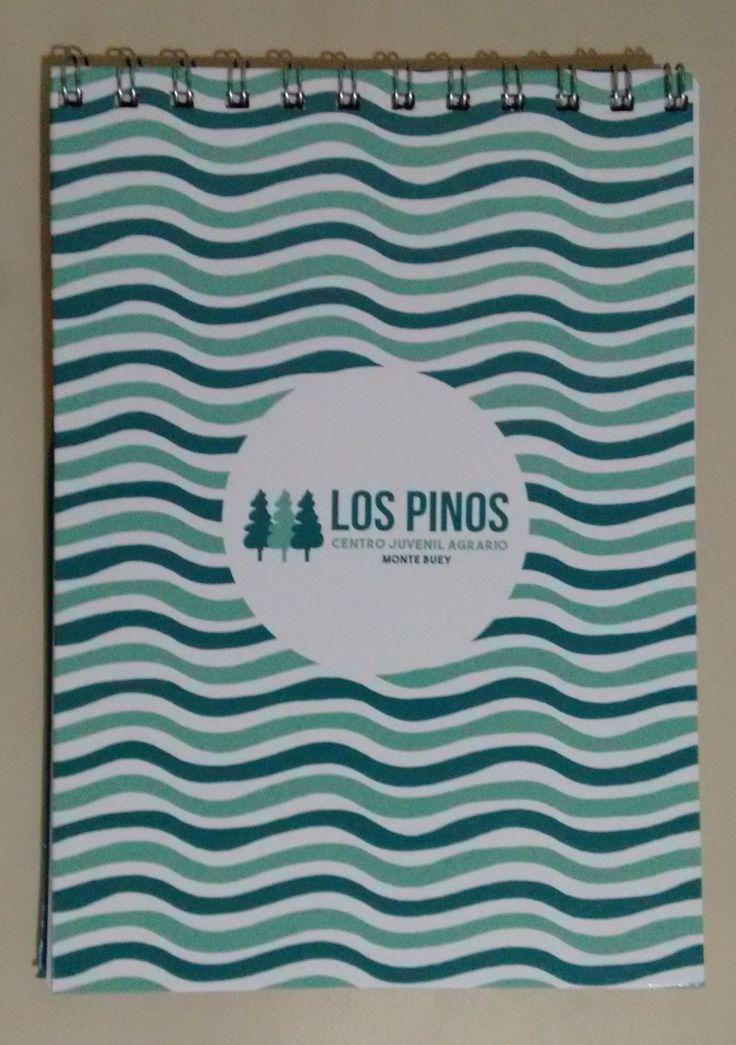 """Anotadores para el Centro Juvenil Agrario """"Los Pinos""""."""