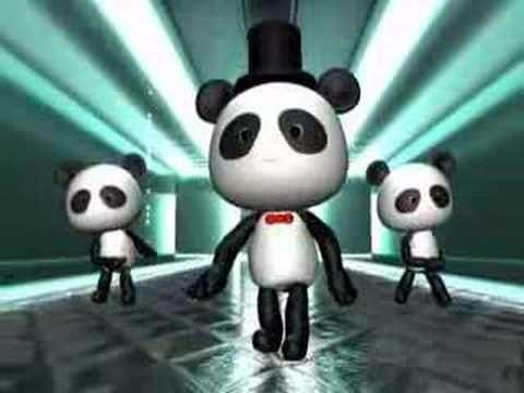 Dancing Pandas