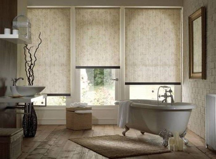 Unique  ideas about Contemporary Roller Blinds on Pinterest Modern