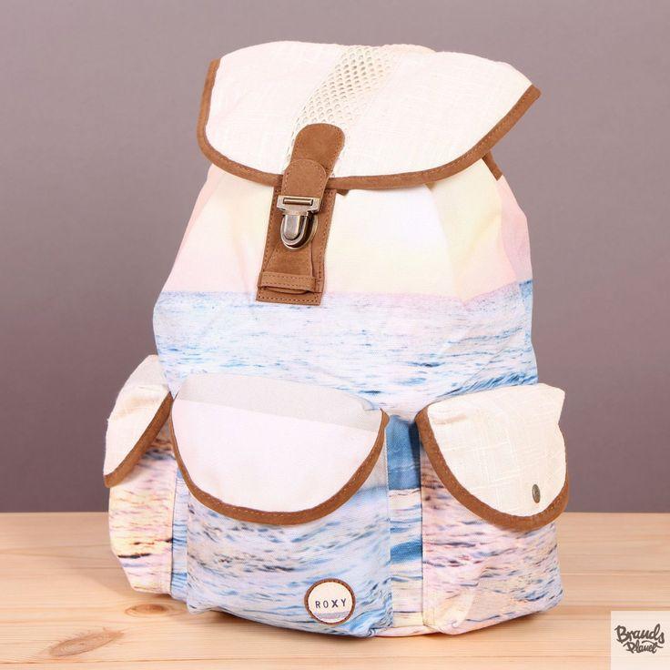 Plecak damski Roxy Toucan Surf - Endless Reef Break 64W  / www.brandsplanet.pl / #roxy