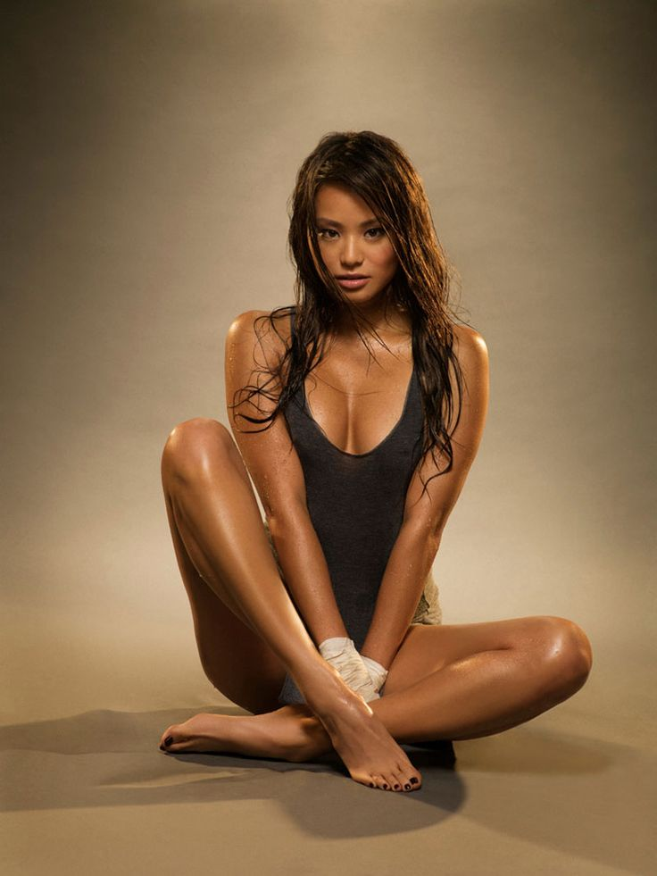 Jamie Chung - Korean-American Actress in Bikini