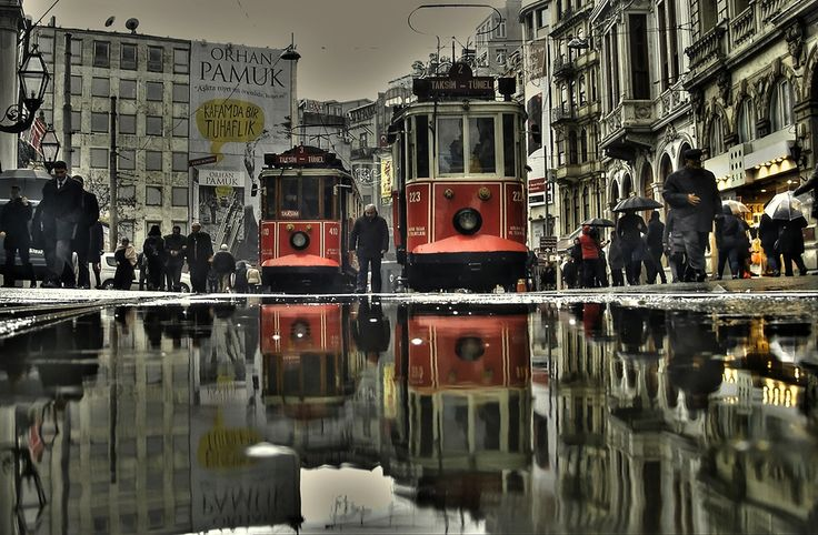 """""""double tram"""" by e&e photography on 500px"""