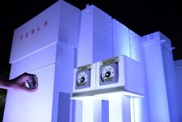 Tesla introduceert batterijen die zonne-energie kunnen opslaan