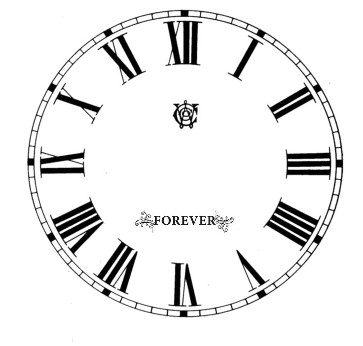 Best Clock Illustration Images On   Etchings