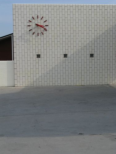 Skovshoved Petrol Station / Arne Jacobsen