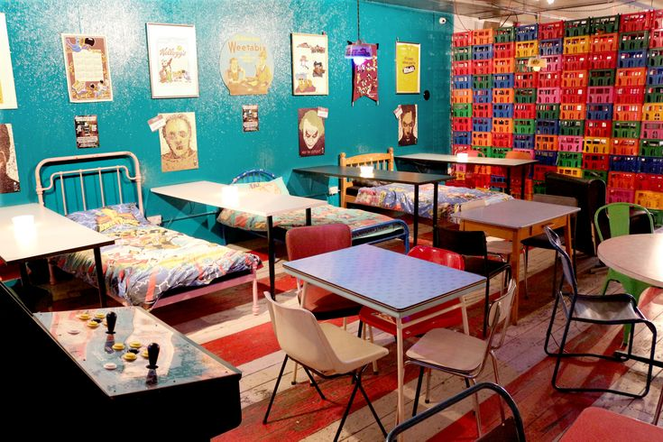 The Cafes | Cereal Killer Cafe - London, England