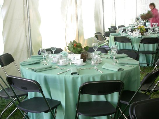 Round tables that you can rent for your special event. A way you can decorate & 19 best Round Tables images on Pinterest | Round tables Table ...