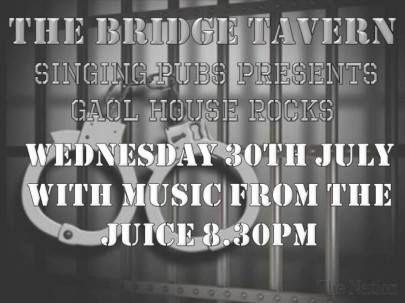 Singing pubs presents Goal House Rocks at The Bridge Tavern