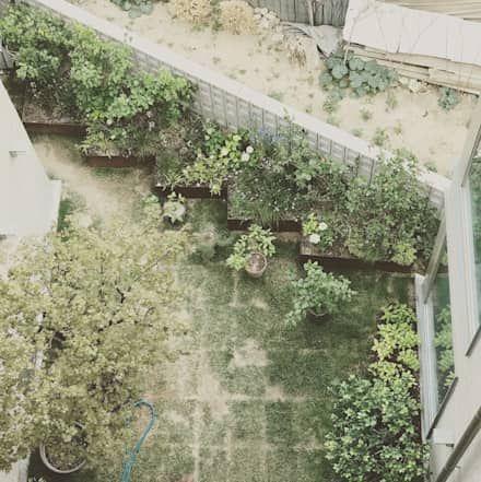 46 best 조경 images on Pinterest Green walls, House porch and - gartenabgrenzung mit pflanzen