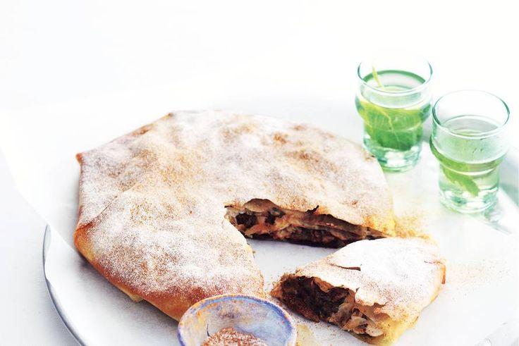 Bastilla met kip - Recept - Allerhande