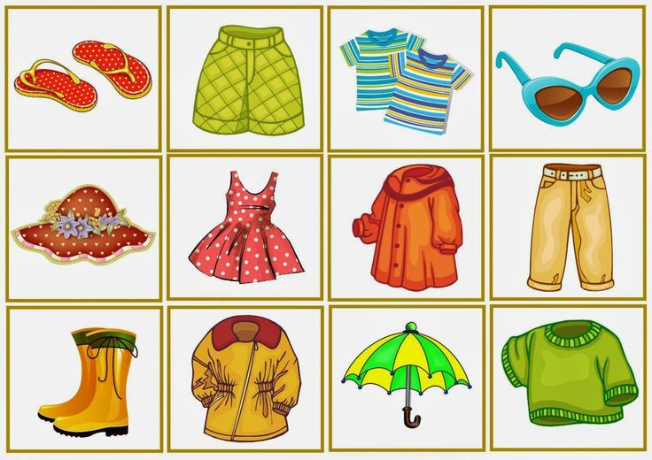 Clothing pictures 1