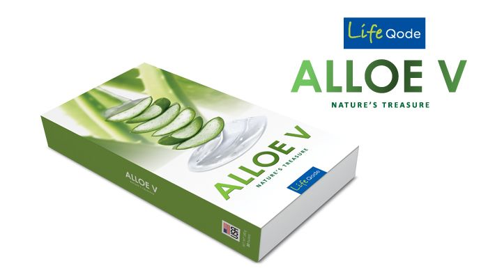 LifeQode Alloe V - Cleanse the digestive system - Improve energy levels - Hydrate and soften skin - Soothe and promote skin renewal - Support the immune system