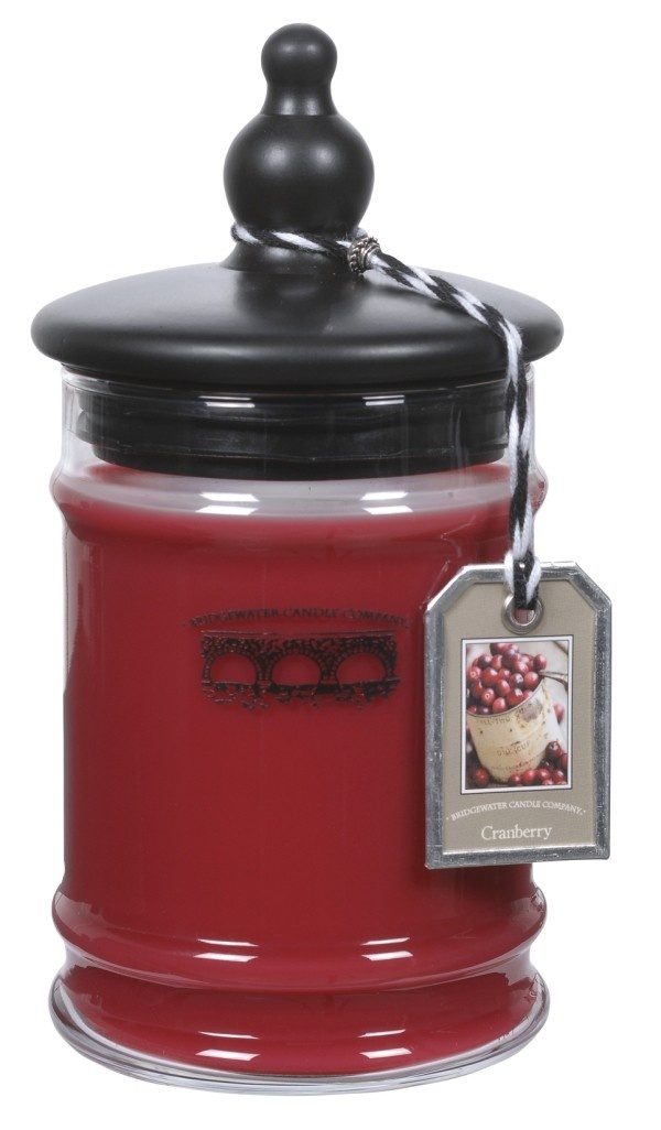 $13.00  Cranberry Sm Candle    http://www.4laperla.com/index.php/brands/bridgewater-candle/cranberry-sm-candle.html